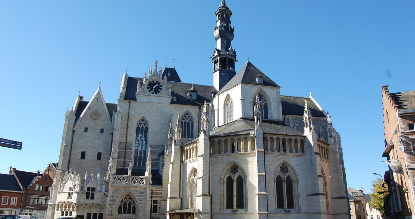 zoutleeuw kerk trips het pachthof toerisme limburg