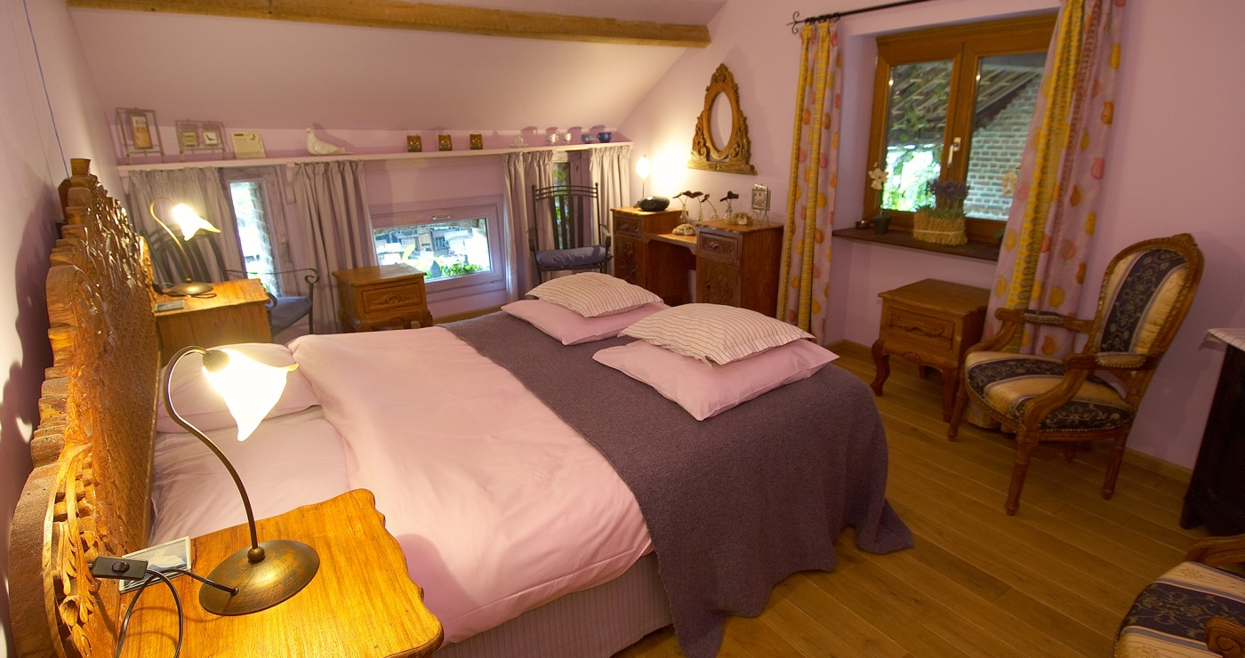 hotelkamer bed-en-breakfast b&b charmekamer traditioneel