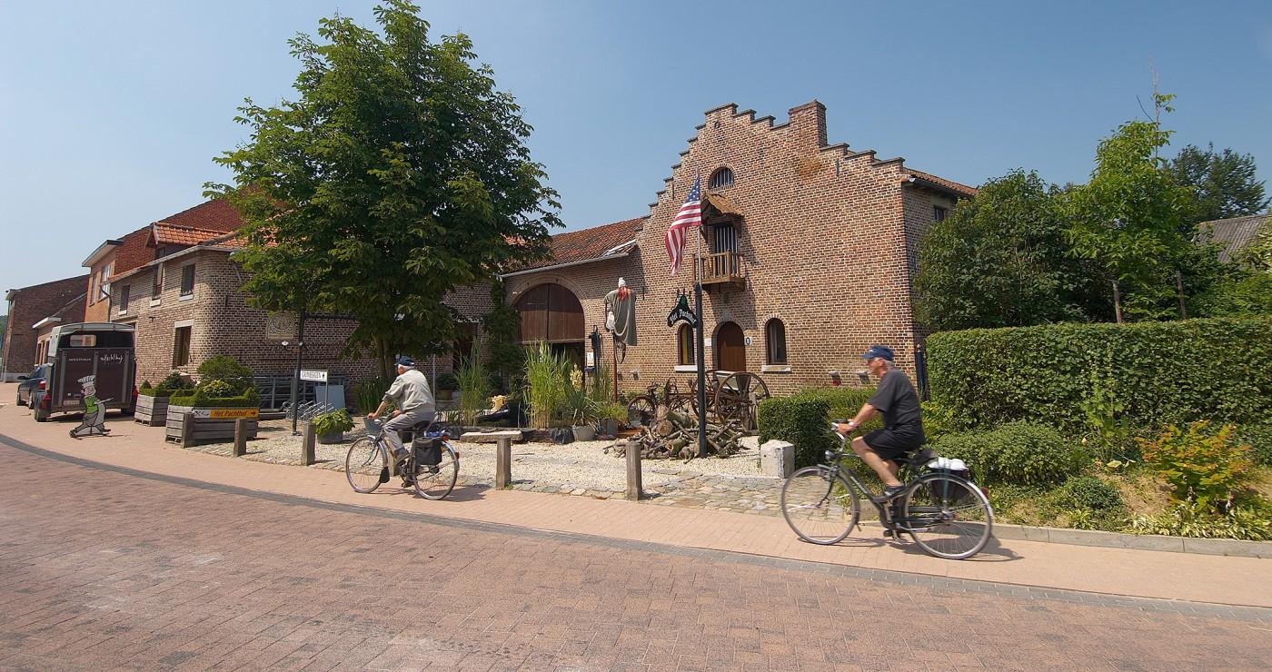 taverne hotel pachthof limburg haspengouw fotos